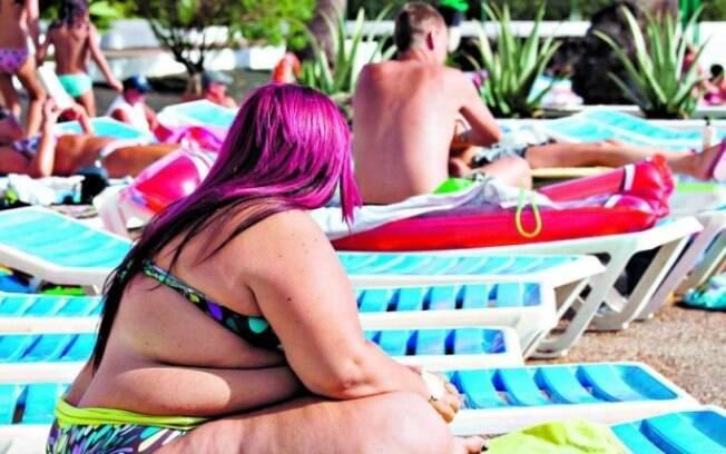 Obesidade atinge 17,7% da população, de acordo com pesquisa feita pelo Ministério da Saúde e ANS