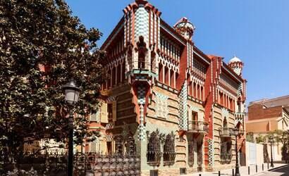 Casa Vicens, de Gaudí, está disponível para reservas