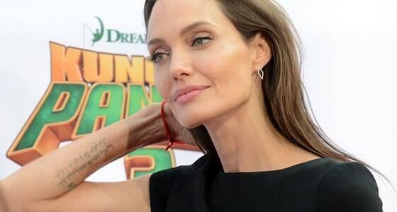 Angelina Jolie dará aulas sobre direitos humanos