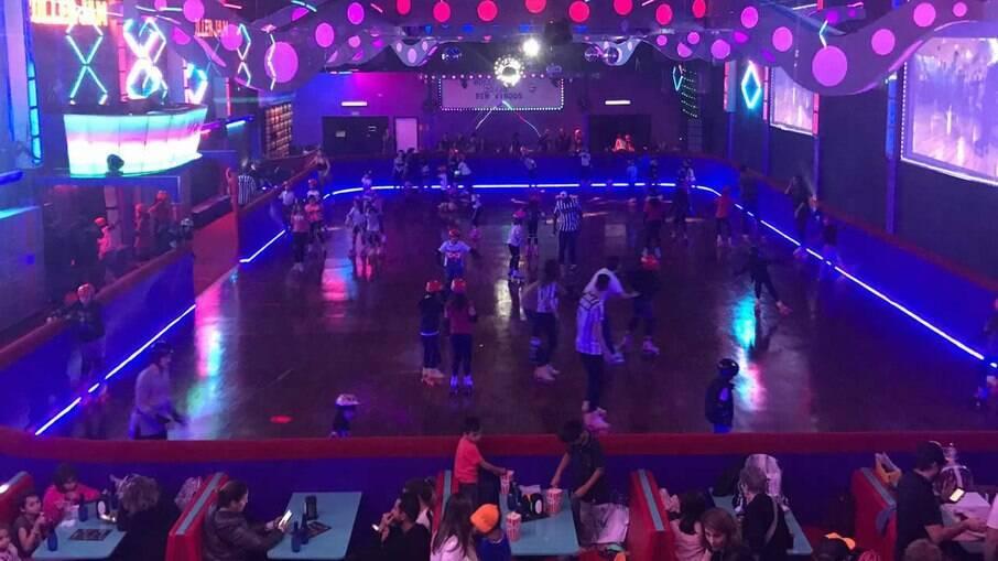 Roller Jam: um pedacinho dos anos 70 e 80 na capital