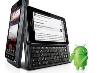 Milestone 3, da Motorola, tem câmera de 8 megapixels e captura vídeo em Full HD (1.080p). Custa R$ 1.800