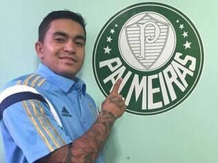 Dudu é apontado como uma das grandes contratações do Palmeiras para a temporada