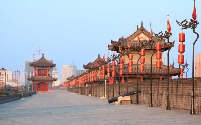 Cidades como Xi'an irão abrir as portas para você que procura o que fazer na China, possibilitando muito aprendizado
