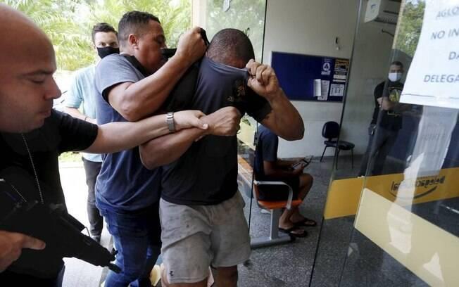 Culpado de matar e atropelas ciclista no RJ é encontrado e preso