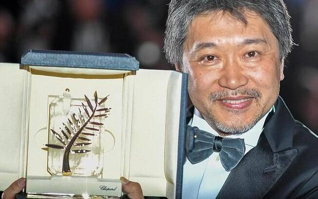 Filme japonês 'Shoplifters' leva a Palma de Ouro de Cannes