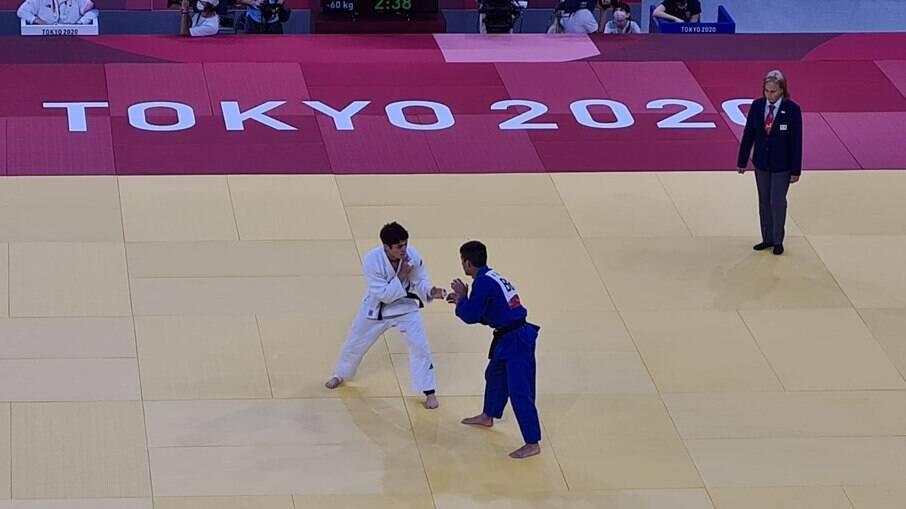 Eric Takabatake está fora das Olimpíadas