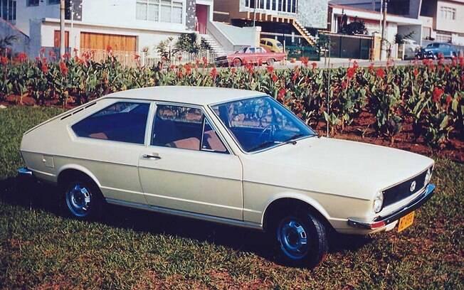 Volkswagen Passat foi o primeiro modelo da marca refrigerado a água no Brasil e também estreou os pneus radiais