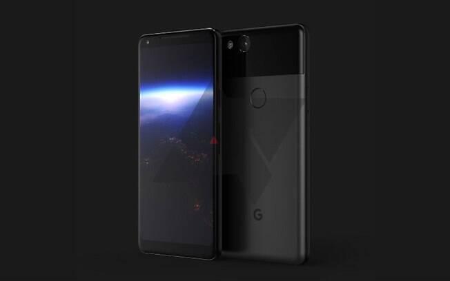 Pixel 2 XL deverá ter bordas menores e aproveitar espaço para tela de 6 polegadas com resolução 1440p