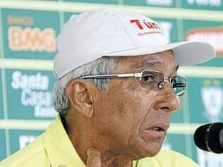 Técnico Givanildo prega respeito ao lanterna, mas quer vitória