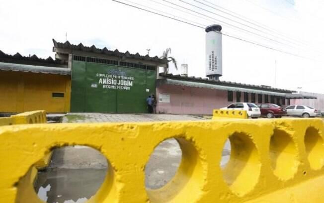 O Compaj foi um dos palcos do massacre que aconteceu em presídios do Amazonas