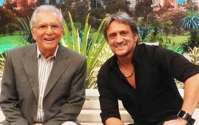 Carlos Alberto e Marcelo