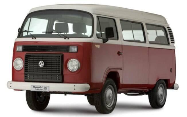 Volkswagen Kombi 50 Anos