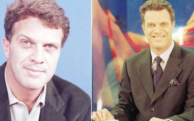 As fases e faces de Pedro Bial - TV & Novelas - iG