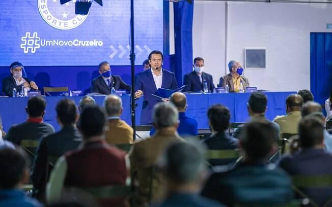 Veja detalhes sobre o drama do Cruzeiro