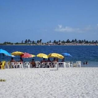 Ilha de Itamaracá é um refúgio agradável da capital Recife