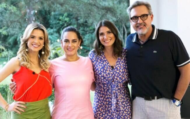 """Silvia Abravanel é a convidado especial do """"Júnior Bake Off Brasil"""" deste sábado (27), no SBT"""