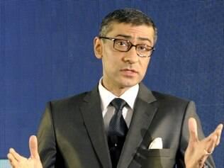 Novo chefe executivo da Nokia, Rajeev Suri assumiu nesta terça-feira