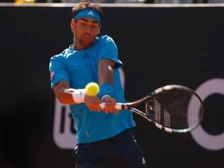 Fabio Fognini é o 19º colocado no ranking ATP