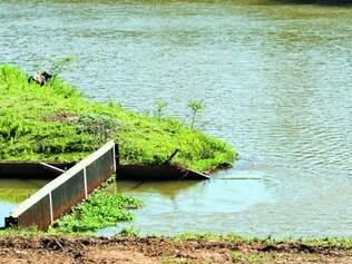 Integrado.   Sem reservatórios, rio das Velhas é um dos sistemas que abastecem a capital mineira
