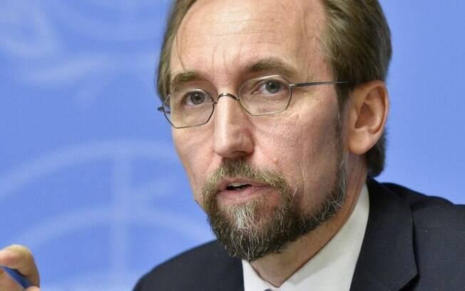 Alto comissário da ONU para Direitos Humanos, Zeid Al Hussein comentou sobre Jair Bolsonaro