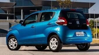 Fiat Mobi se torna o carro mais vendido do Brasil no mês de abril