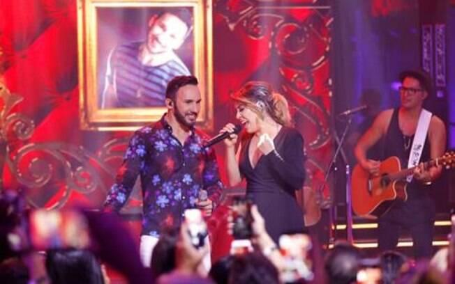 Naiara Azevedo participa de nova música de Ro Nunes