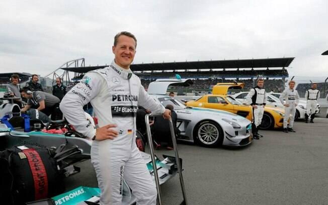 Schumacher levou sua paixão pelo automobilismo para fora das pistas. Conheça mais sobre seus gostos pessoais