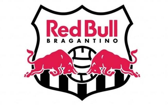 Sugestão de escudo para o Red Bull Bragantino
