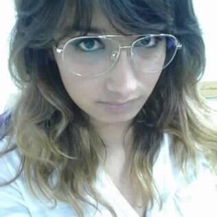 A estudante Beatriz Trindade, 19, sofreu constrangimento durante a prova do Enem 2013
