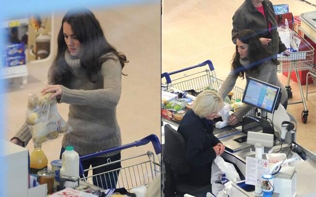 Kate Middleton escolheu pessoalmente seu itens para o lar