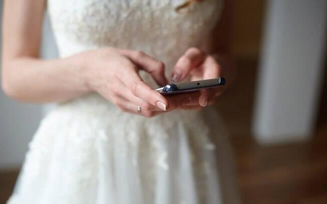 A história da noiva rendeu diversos comentários negativos na internet.