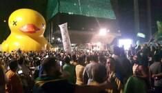 Fraca mobilização para ato no fim do mês racha grupos anti-Dilma
