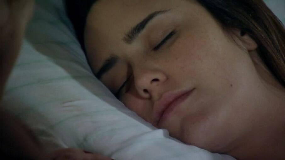 Ana reage no coma