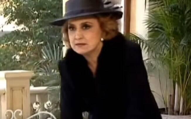 Eva Wilma como Altiva, em