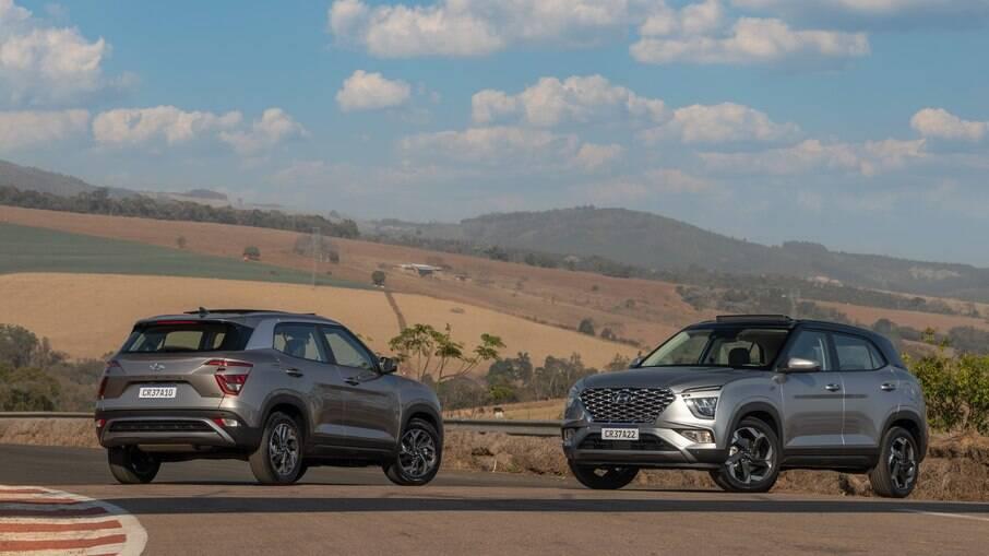 A Hyundai quer recuperar a liderança do mercado de SUVs compactos. Novo Creta tem tudo para bombar