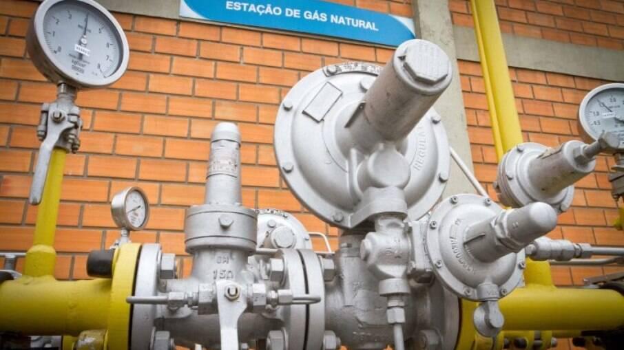 Lei do Gás prevê participação da iniciativa privada no setor