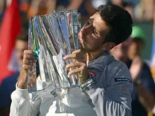 Djokovic chegou ao seu 17º troféu de um Masters 1000 com a vitória sobre Federer