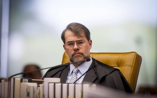 O ministro do STF Dias Toffoli: ele foi transferido à Segunda Turma em março passado