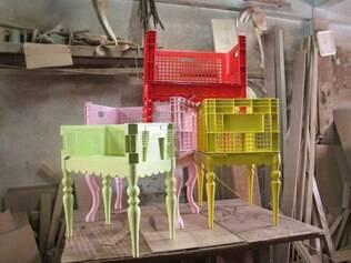 Os trabalhos dos alunos da Universidade de Artes e Design de Estocolmo estão na galeria Rossana Orlandi