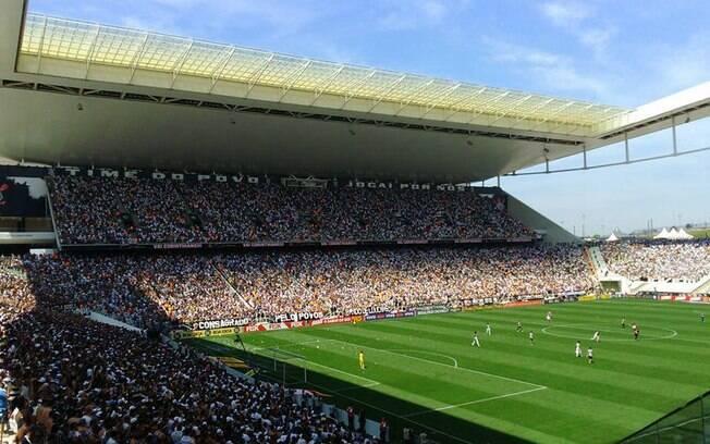 Folha: Arena do Corinthians foi