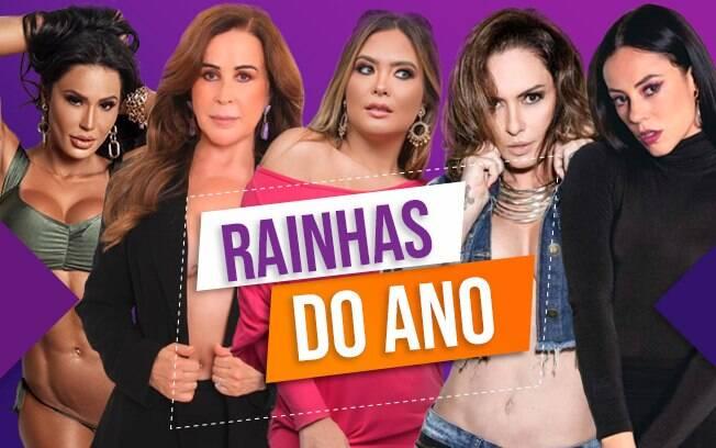 Rainhas do Ano%3A saiba quem são as famosas que são recordistas de audiência