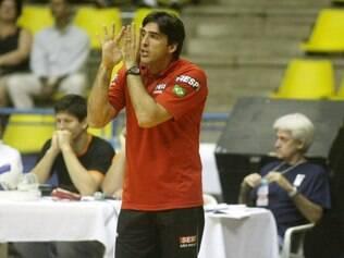 Hoje treinador, Giovane Gávio conquistou duas medalhas olímpicas de ouro pela seleção brasileira