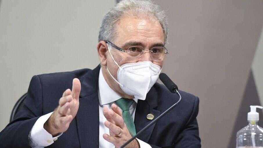 Marcelo Queiroga fará novo depoimento à CPI da Covid; Comparecimento está agendado para o próximo dia 08