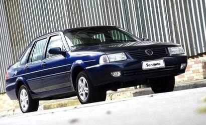 Reveja como o VW Santana foi do luxo à fama de carro do povo
