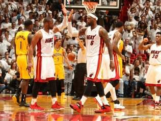 O próximo jogo da final da Conferência Leste será disputado novamente em Miami, na noite de segunda-feira