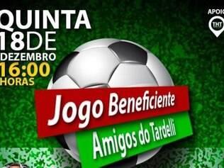Cartaz promocional do evento, que acontece dia 18, na Arena Gregorão