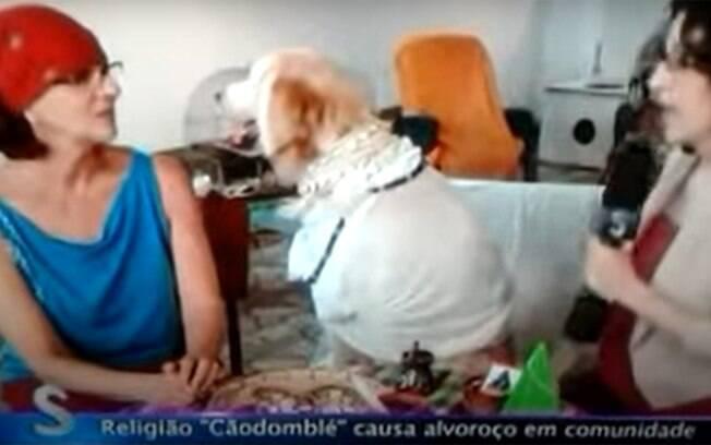 Globo enfrenta processo por racismo por piada com candomblé