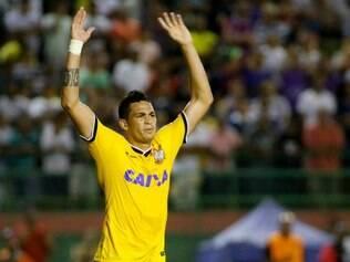 Jogador ocupou vaga deixada por Guerrero e vem correspondendo dentro de campo