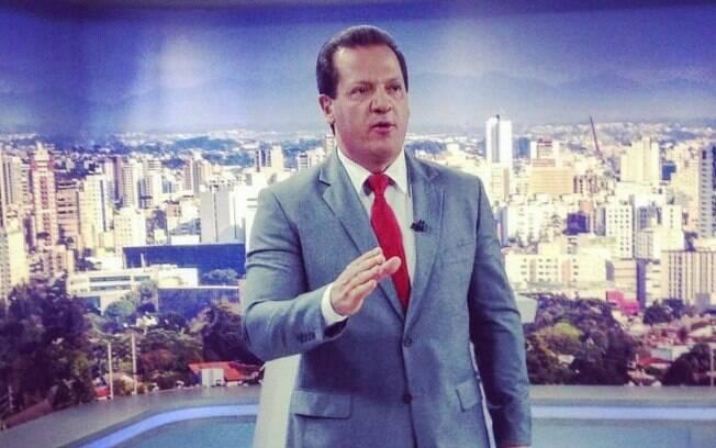 Gilberto Ribeiro da Record Paraná é barrado em seu último dia