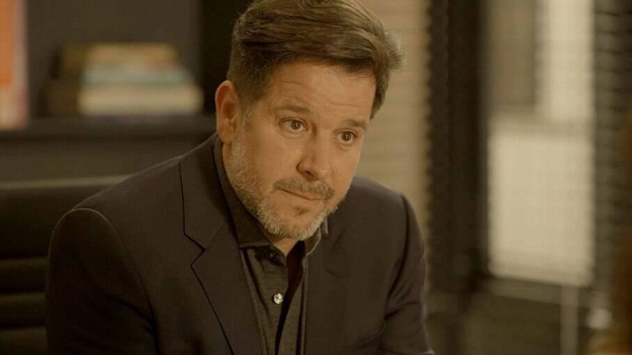 Raul é interpretado por Murilo Benício